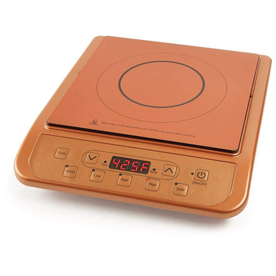 Induction  Cooktop With Digital Display