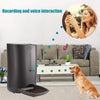 Auto Pet Feeder With Timer Programmable,HD Camera