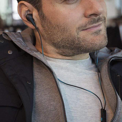 Noise Cancelling Headphones Inline Microphone