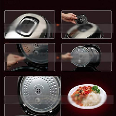 Multifunctional Household Stainless Food Steamer