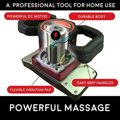 Dual Speed Electric Professional Massager