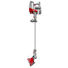 Compact Hand-held Bagless Floor Stick Cyclonic Suction