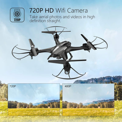 Drone with HD WiFi Camera Live Feed