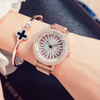 Women Waterproof Rhinestone Watches