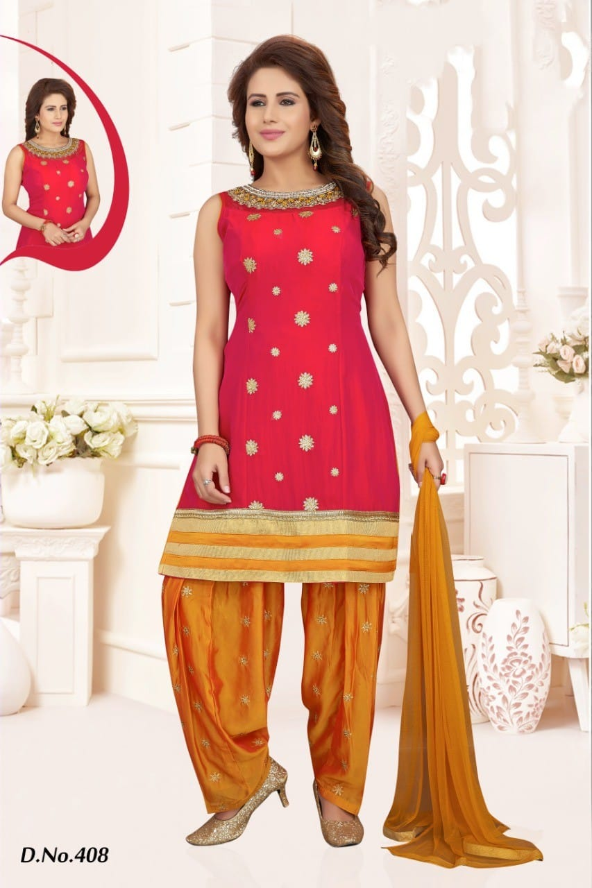 Patiala Suit