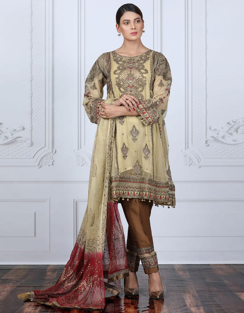 Frock Style Salwar Suit