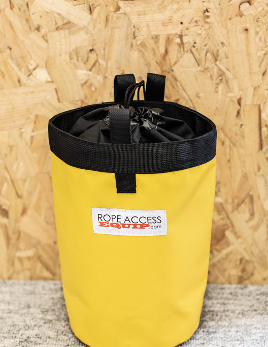 Rope Access Equip - Tool Bag, Yellow, 7 Litre