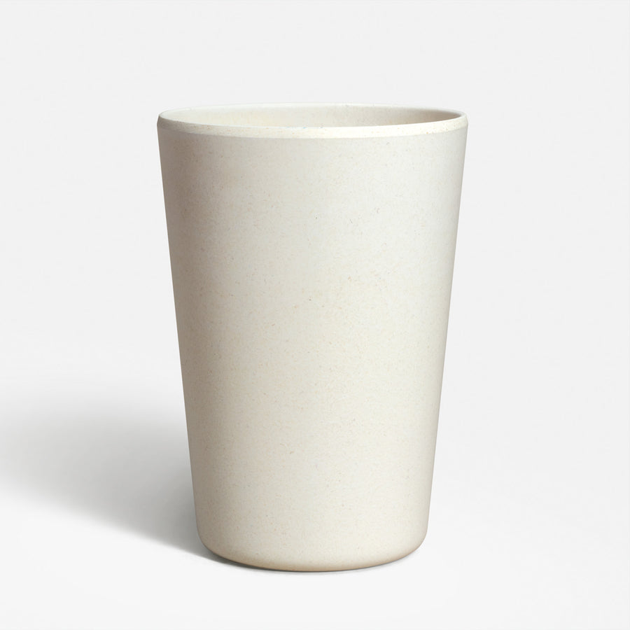 Nought bamboo fibre reusable coffee cup