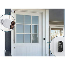 Load image into Gallery viewer, Arlo Pro - Wireless Home Security Camera System with Siren | Rechargeable, Night vision, Indoor/Outdoor, HD Video, 2-Way Audio, Wall Mount | Cloud Storage Included | 3 camera kit (VMS4330)