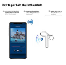 Load image into Gallery viewer, HIJUNMI Air pods Mini Bluetooth Earphones TWS wireless headphones Air pods In Ear Earbuds sport headset stereo For apple iPhone xiaomi - HIJUNMI Wifi Home Security Camera