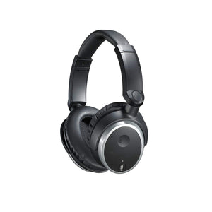 Active Noise-Cancelling Closed-Back Headphones