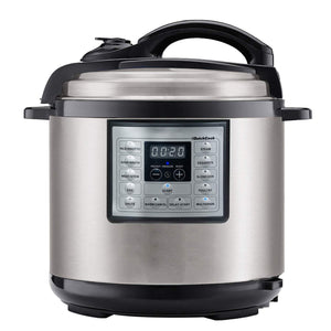 Multifunction Pressure Cooker with One-Touch Digital Presets
