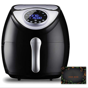 Power Air fryer With Air Fryer Cookbooks,Black