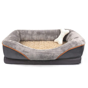 Removable Orthopedic Pet Bed As Gift