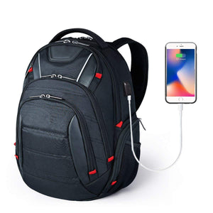 Laptop Backpack Fits Under 15-Inch Laptop and Notebook