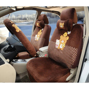 Universal Car Front and Back Seat Covers