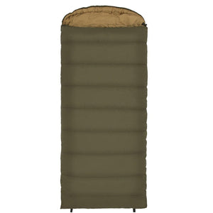 Lightweight Sleeping Bag; Great for Cold Weather Camping;