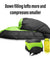 Lightweight Down Sleeping Bag with Compression Sack