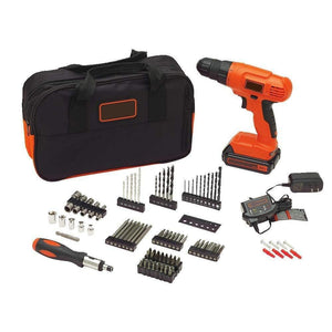 Cordless Project Kit with 100 Accessories