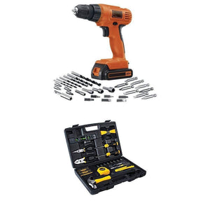 20-Volt MAX Lithium-Ion Drill/Driver with 30 Accessories