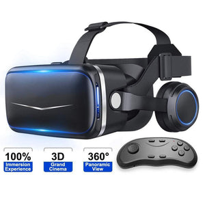 3D VR Glasses with Remote Controller