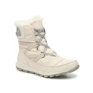 Short Lace Snow Boot