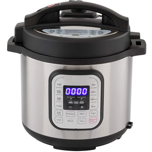 Multi-pot 10-in-1 Programmable Instant Pressure Cooker