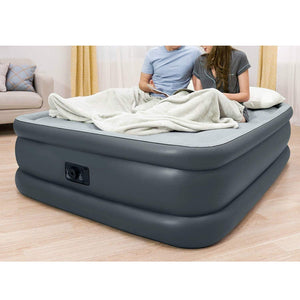 Rest Essential Airbed with Built-in Electric Pump
