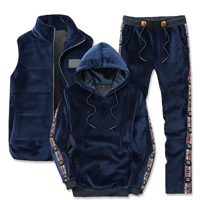 Casual Windproof Comfortable Men's Sports Suit