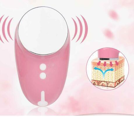 Ionic Vibrating Beauty Instrument