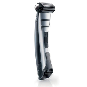 Showerproof Body Trimmer And Shaver