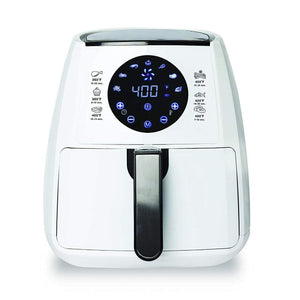 Digital Smart Air Fryer,White