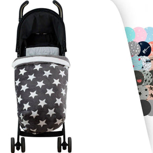 Universal Footmuff for Pushchair