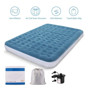 Air Mattress,Height 9 inch