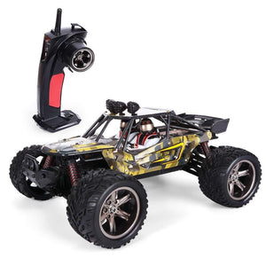 High Speed Waterproof Remote Controlled Car