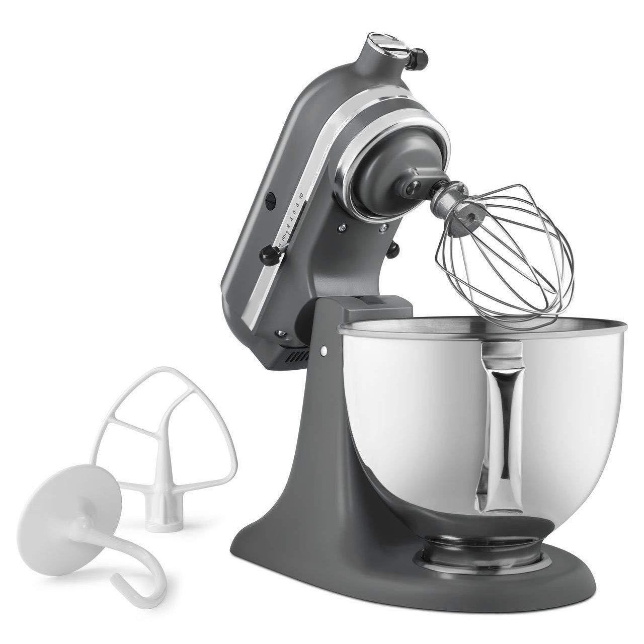 Stainless Steel Stand Mixer - Matte