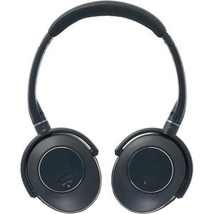 High Quality Noise Cancelling Headphones - Black