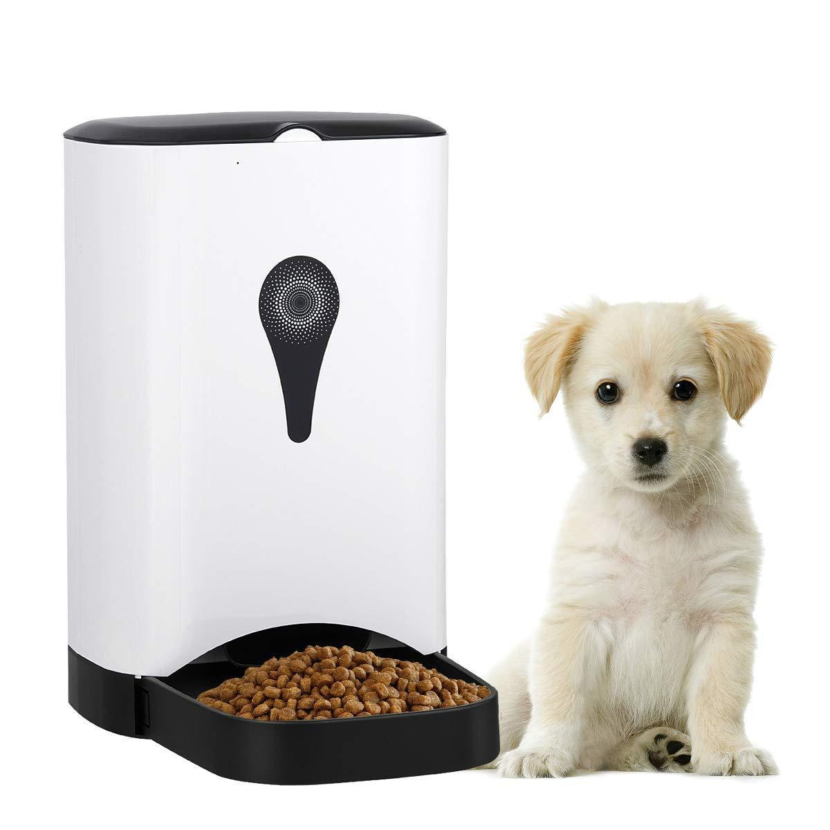Pet Feeder With With Anti-Slip Foot Design