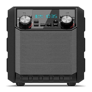 Resistant Wireless Speaker with AM/FM Radio
