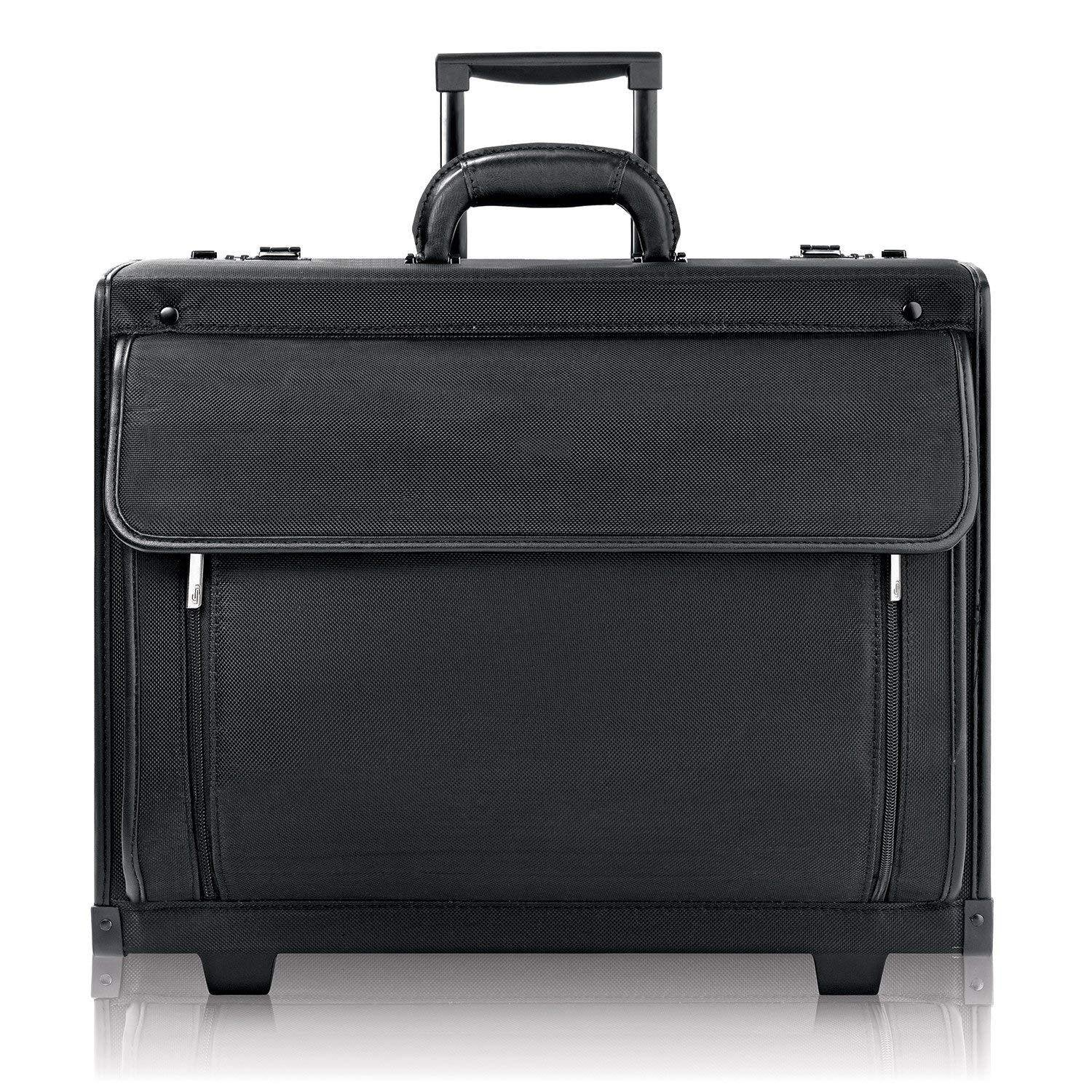15.6 Inch Laptop Case With Dual Combination Locks
