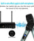 Dual Channel Wireless Handheld Microphone