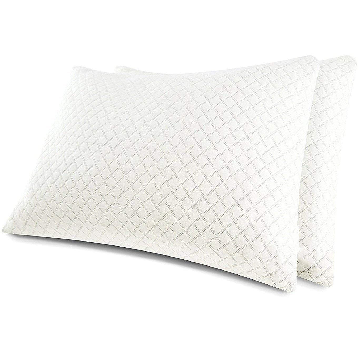 (2 Pack)Shredded Unique and Luxury Pillow