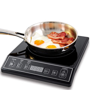 Portable Induction Cooktop Countertop Burner,Black