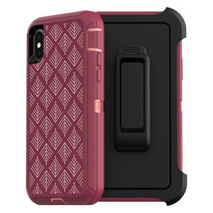 Multi-layer defense Phone Case for iPhone Xs & iPhone X