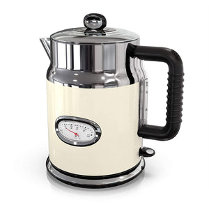 Retro Style Electric Kettle,1.7L