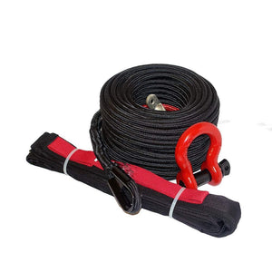 Jacket Synthetic Winch Rope