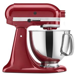 Tilt-Head Stand Mixer with Pouring Shield