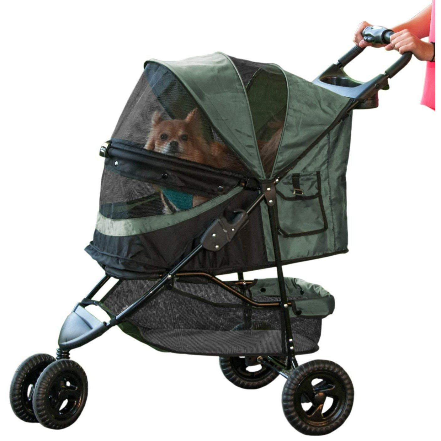 3 Wheel Pet Stroller for Cats/Dogs