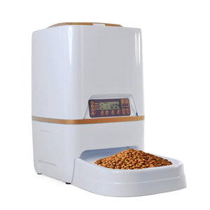 6l Automatic Pet Feeder For Cat And Dog