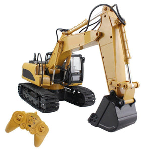 Rmote Control Excavator With Simulation Sound